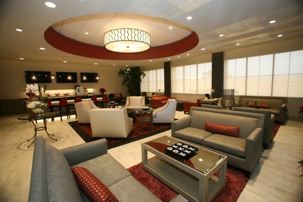 The new VIP Lounge at Citadel Outlets, the only outlet shopping center in Los Angeles, pampers elite shoppers with a host of amenities including luggage storage for shoppers taking advantage of the last few hours in LA before a flight home.
